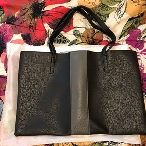 Vegan leather Vince Camuto bag